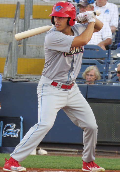 Haseley's first hit lifts scrambling Phils over Padres 7-5