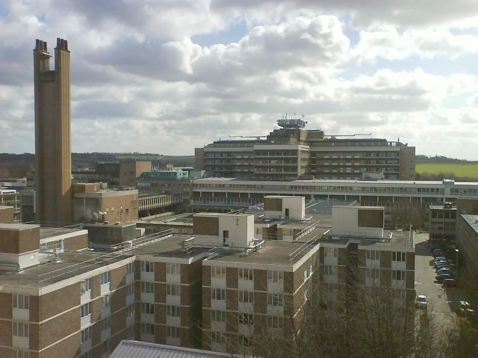 Addenbrooke's Hospital crash: Cyclist killed near where she worked