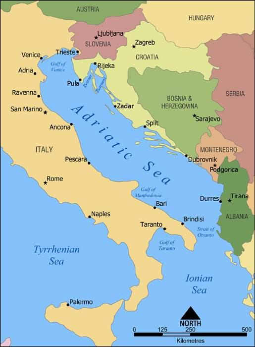 Adriatic Sea