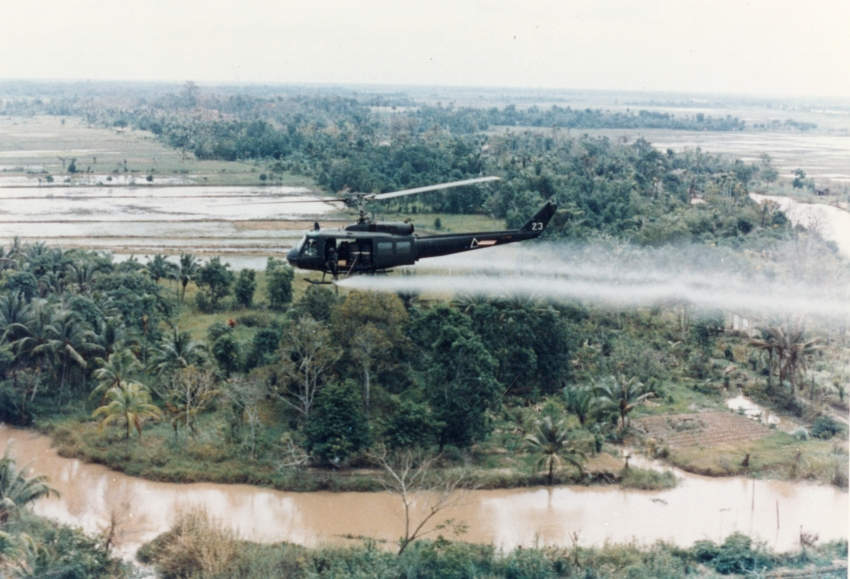 French court to rule in landmark Agent Orange case
