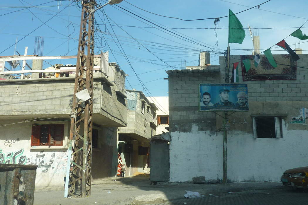 Al-Shati Camp