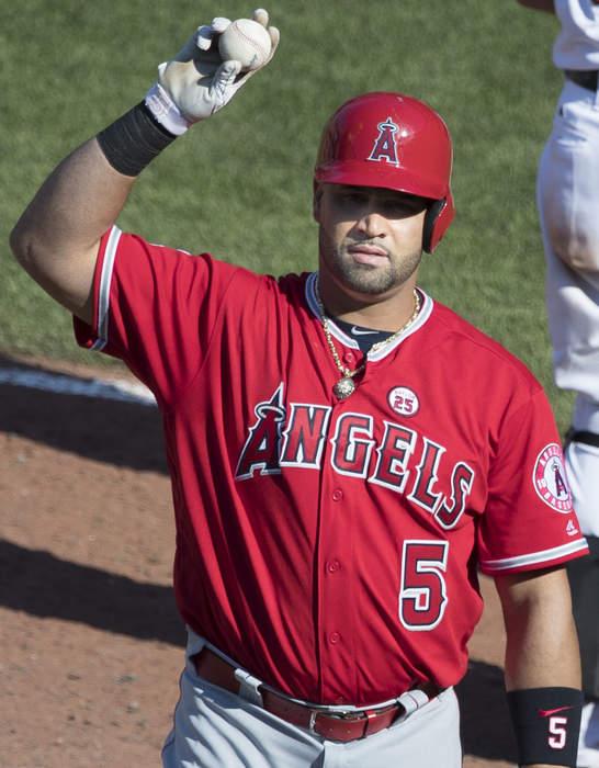 Los Angeles Angels DFA Albert Pujols, plan to release future Hall of Famer