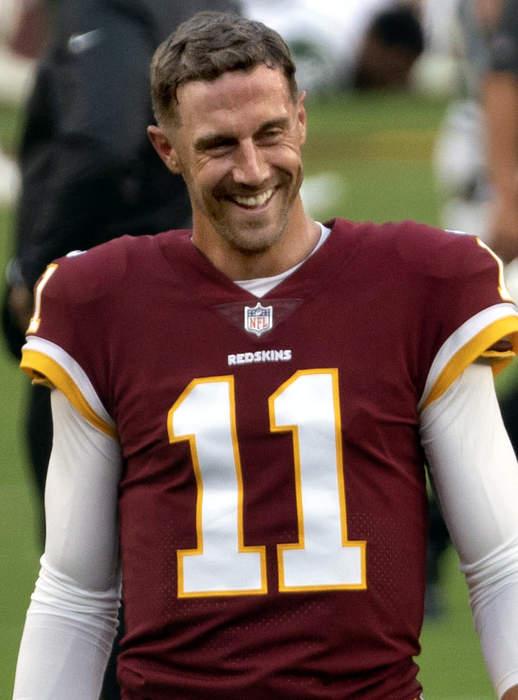 Washington Football Team plans to release quarterback Alex Smith