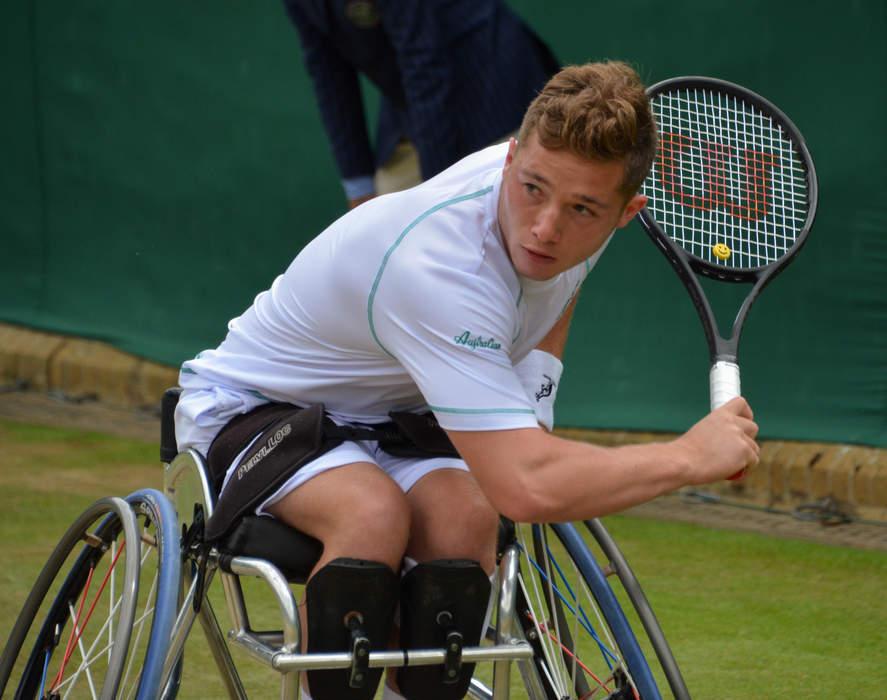 Australian Open: Alfie Hewett and Gordon Reid win wheelchair doubles titles