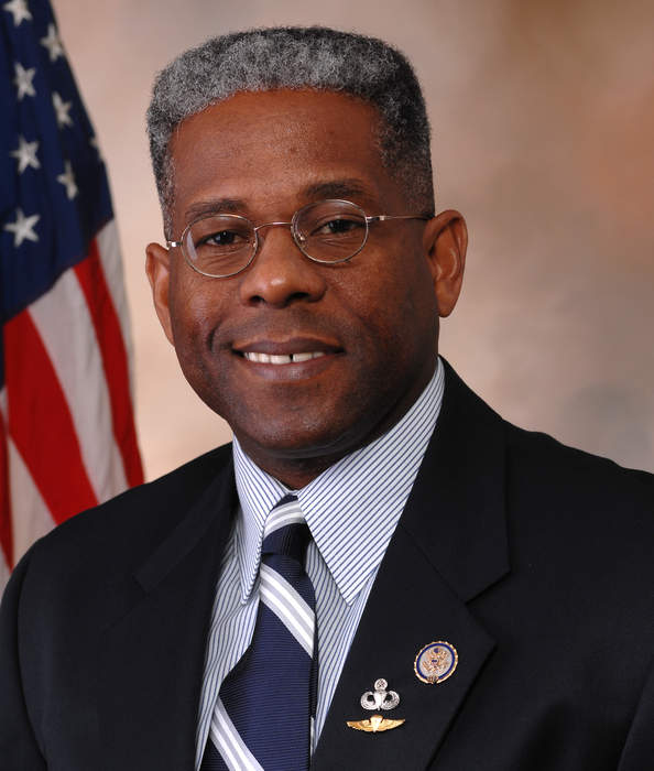 Texas GOP Chairman Allen West steps down from post as he considers run for governor