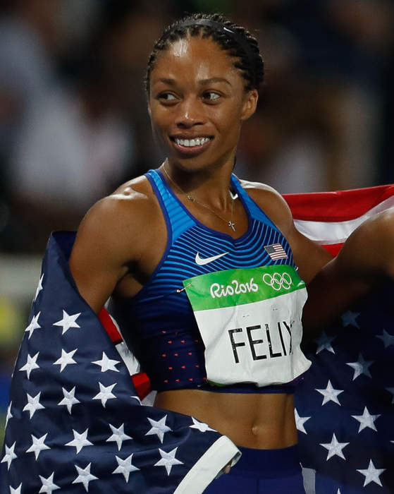 Tokyo Olympics: Allyson Felix becomes most decorated female track & field athlete