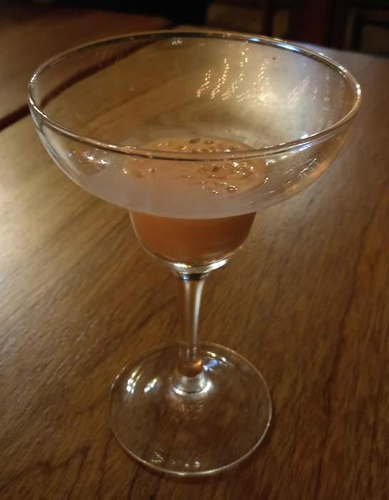 Helen Goh's malva pudding with Amarula sauce