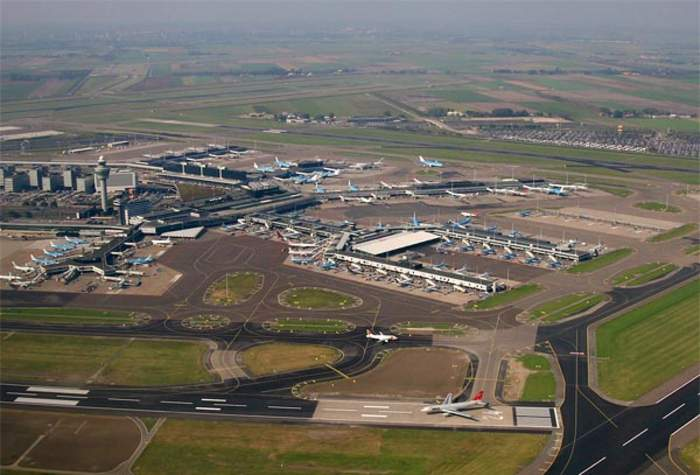 'Suspicious' incident on plane at Amsterdam's Schiphol airport proves false alarm