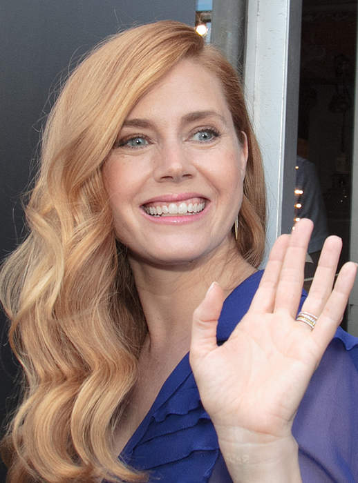 Amy Adams on breaking the Hitchcock heroine mould in her latest role