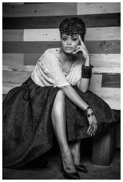 Andra Day is 'overjoyed' by Oscar nomination
