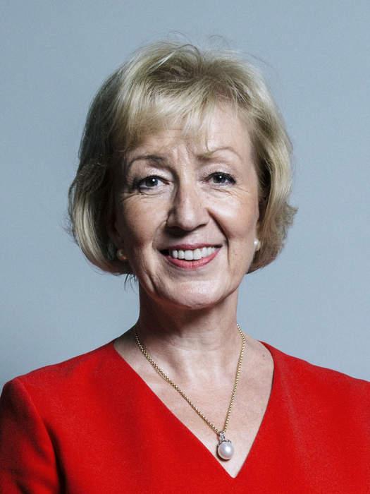 UK's Andrea Leadsom considers backing Sajid Javid in leadership race: The Times