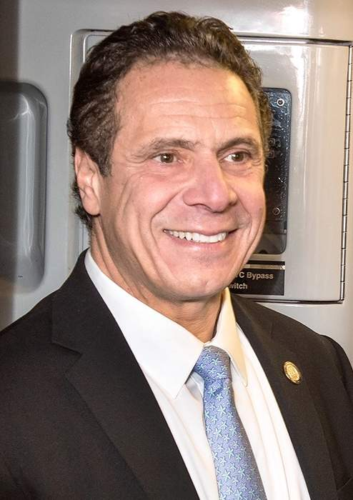 New York Gov. Cuomo on Ebola threat