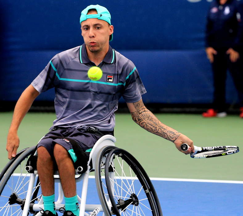 Wimbledon 2021: Andy Lapthorne and David Wagner win quad wheelchair doubles title
