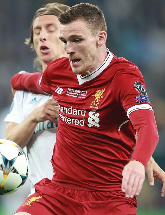 Robertson: From part-time player to Euros