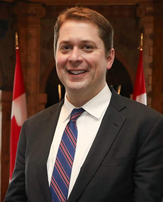 Canada's Conservative leader Andrew Scheer resigns