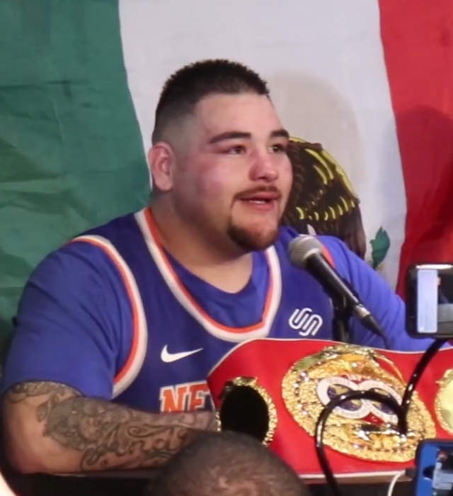Andy Ruiz Opens Up About Depression Following Joshua Loss, 'I Needed To Make A Change'
