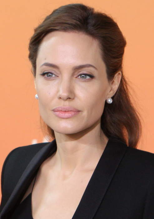 Angelina Jolie's Painting by Winston Churchill Sold for $11.5M