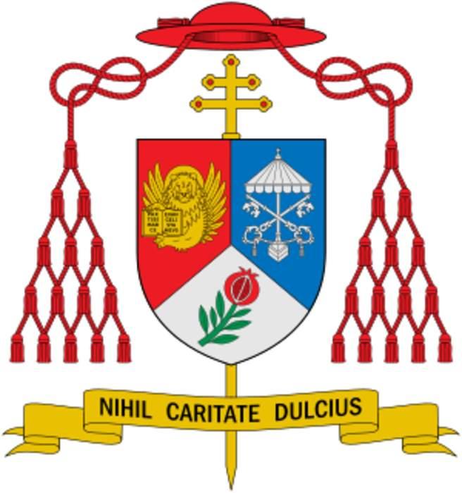 Senior Italian cardinal, papal vicar for Rome, has coronavirus