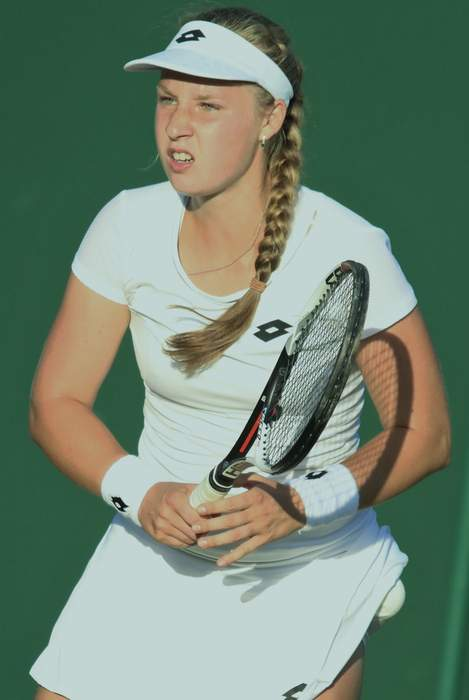 Wimbledon 2021: Ashleigh Barty beats Anna Blinkova but Elina Svitolina is out