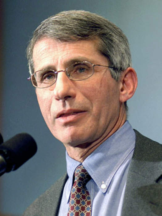 Dr. Fauci Says The COVID Pandemic Will Last Until Next Spring