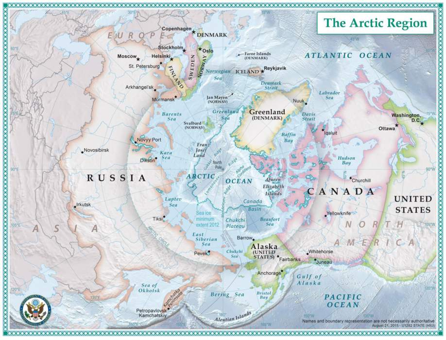 'You cannot claim any more:' Russia seeks bigger piece of Arctic