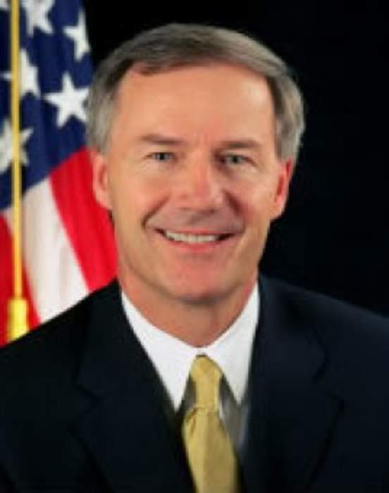 Arkansas Governor Hits The Road To Combat Vaccine Hesitancy