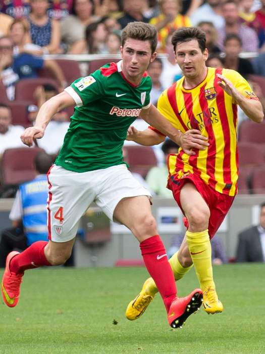 Laporte makes Spain bow in friendly draw with Portugal
