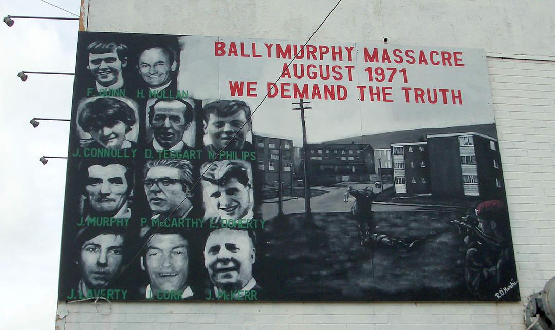 Ballymurphy massacre