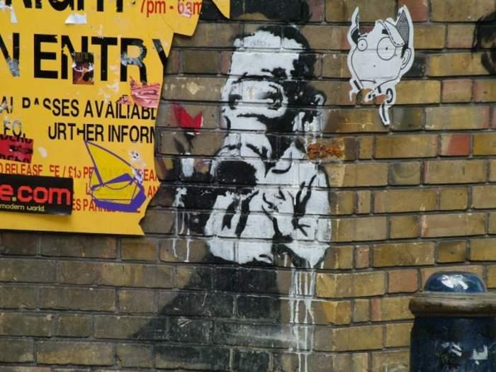 Covid: Banksy painting raises £14.4m for NHS charities