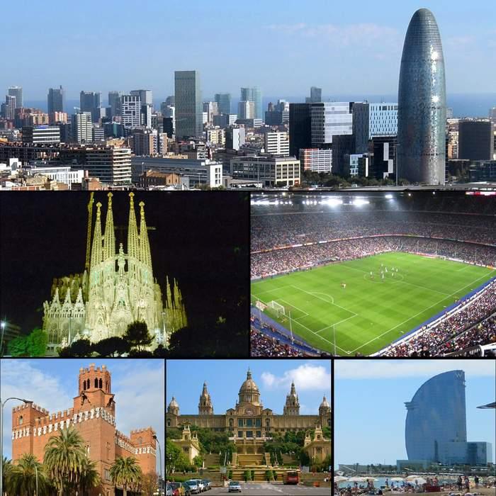 Police raid Spanish football giants Barcelona