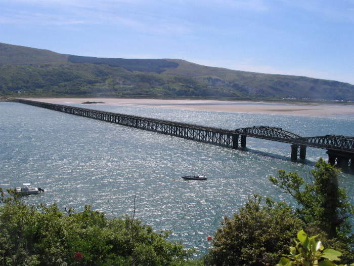 Barmouth Bridge to receive further £30m upgrades