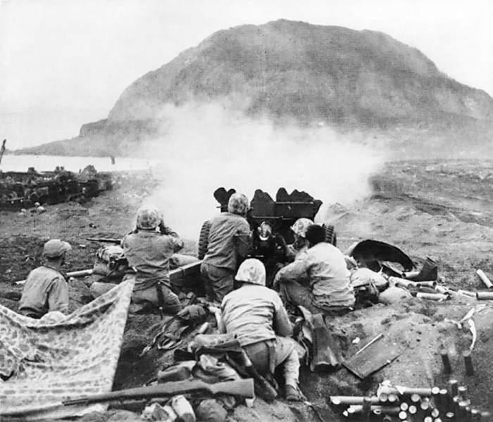 Battle of Iwo Jima 75 years on