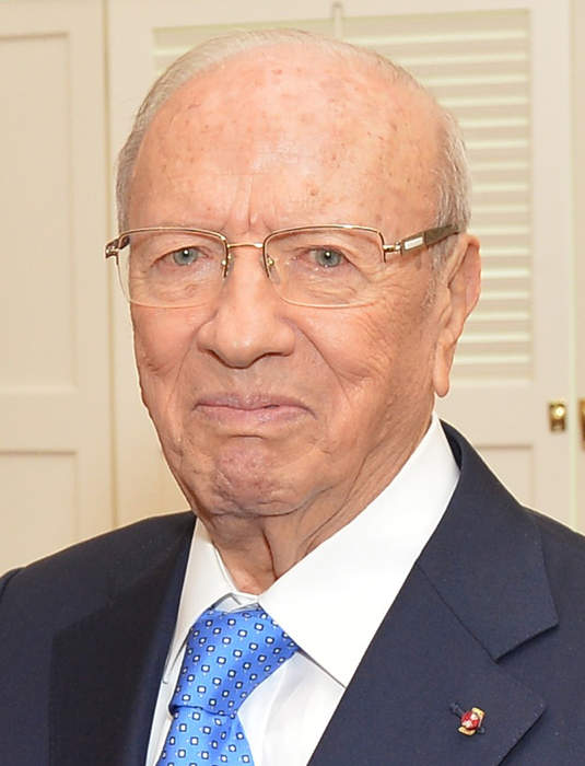 Tunisia's Essebsi, leading figure in shift to democracy, dies at 92