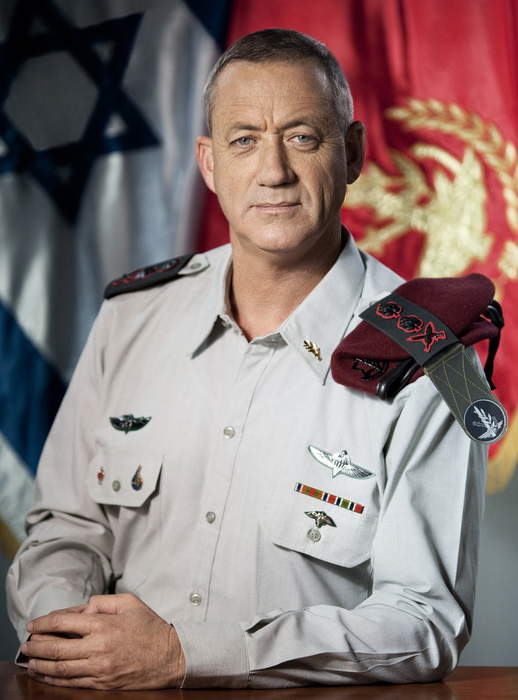 Israel's president to ask Netanyahu rival Benny Gantz to form government