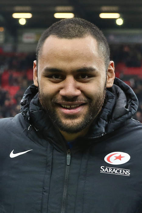 England forward Billy Vunipola 'very likely' to face Australia in World Cup quarter-final
