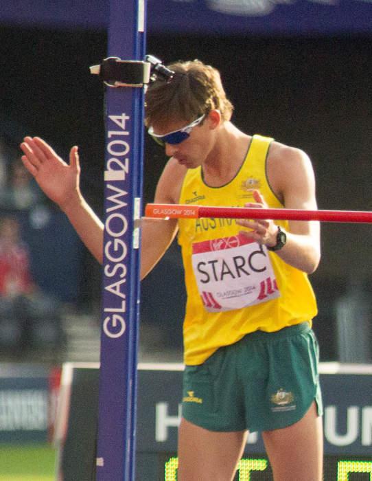 Denny, Starc deliver to set up medal tilts in discus, high jump