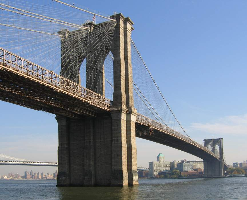 New lead in Brooklyn Bridge mystery