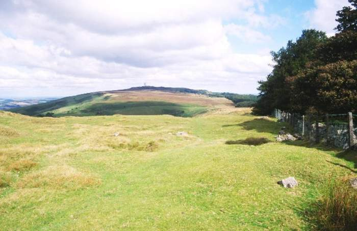 Brown Clee Hill: Man killed Richard Hall 'just for the sake' of it