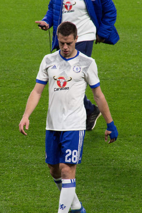 Chelsea defender Cesar Azpilicueta has red card in Aston Villa game overturned after appeal