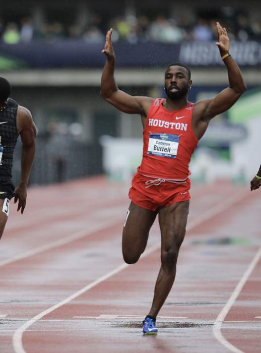 Former NCAA track and field champion Cameron Burrell dies at 26