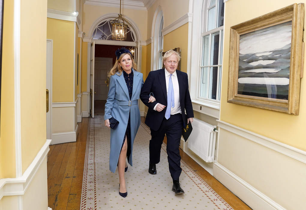 Boris Johnson plans to take paternity leave when partner Carrie Symonds gives birth