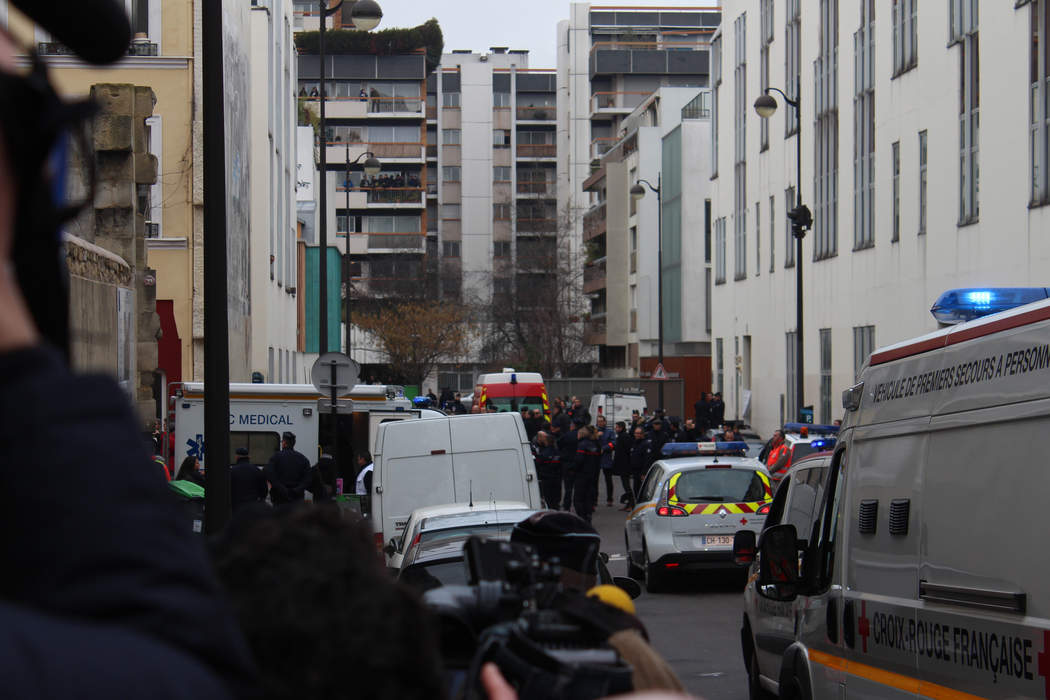 Charlie Hebdo: Fourteen guilty in 2015 Paris terror attacks trial