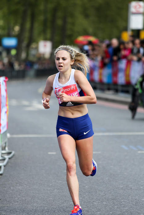 London Marathon: Charlotte Purdue happy with personal best after Tokyo Olympics omission