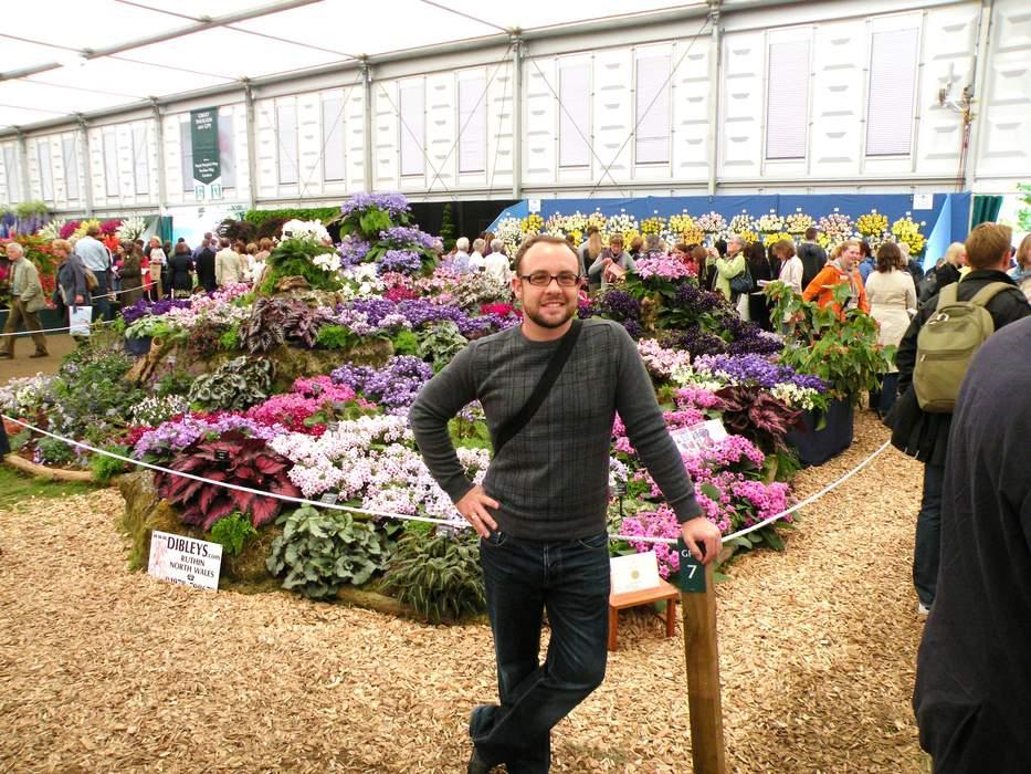 Chelsea Flower Show: Yorkshire garden voted best of decade