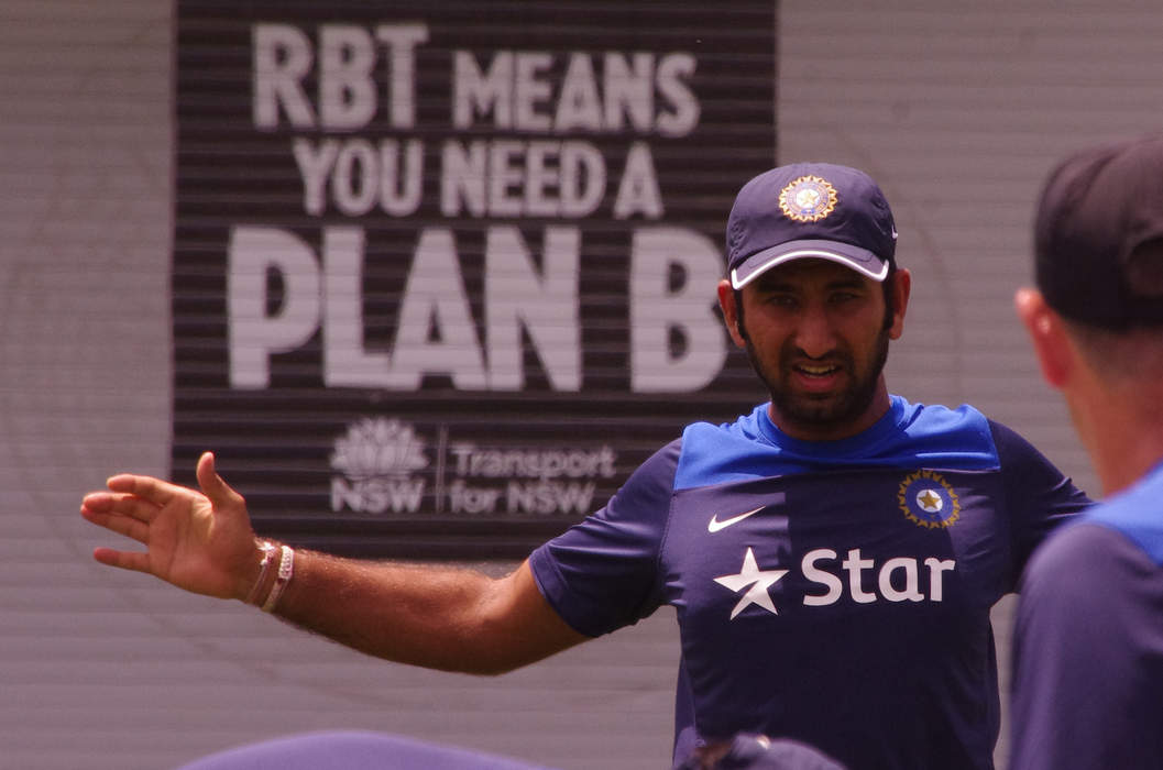 Pujara leads fightback as India frustrate England