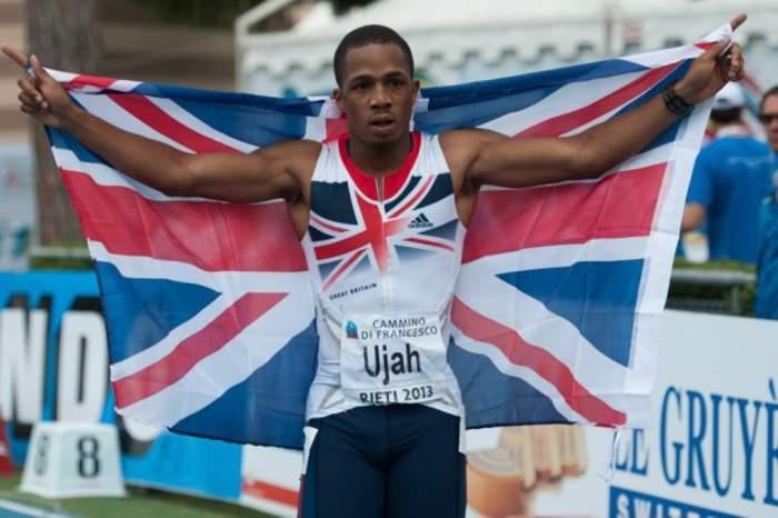 Chijindu Ujah: British Olympic silver medallist suspended after positive test for banned substance