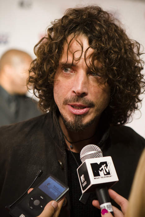 Chris Cornell's family settles lawsuit with doctor over rocker's death