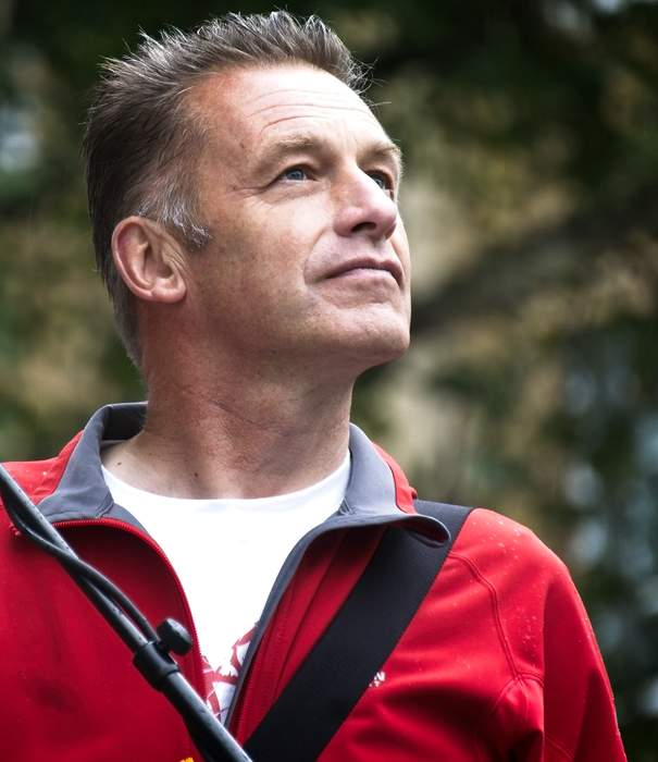 Chris Packham: Social media stoked fire attack at my New Forest home