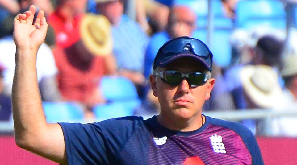 'Nice to see opposition under pressure' - England coach Silverwood on humbled Australia