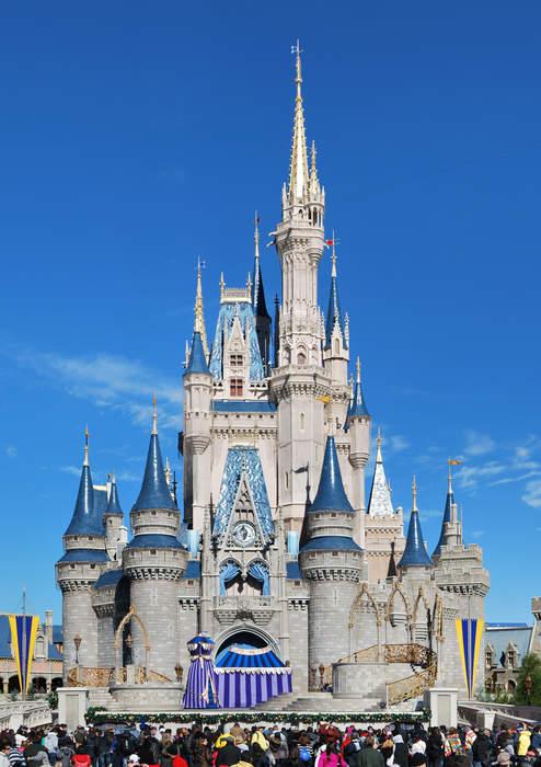 Cinderella Castle at Disney World will get a makeover in honor of 'Cinderella' movie